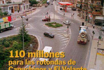 CALLE MAYOR 174 – 110 MILLONES PARA LAS ROTONDAS DE CAPUCHINOS Y EL VOLANTE