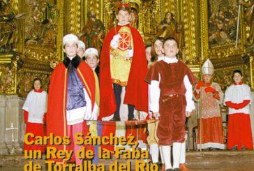 CALLE MAYOR 182 – CARLOS SÁNCHEZ, UN REY DE LA FABA DE TORRALBA DEL RÍO