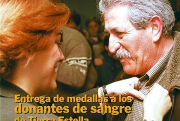 CALLE MAYOR 184 – ENTREGA DE MEDALLAS A LOS DONANTES DE SANGRE DE TIERRA ESTELLA