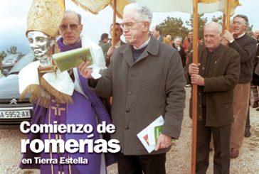 CALLE MAYOR 210 – COMIENZO DE ROMERÍAS EN TIERRA ESTELLA