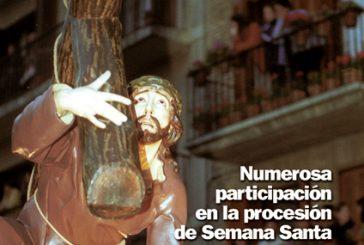 CALLE MAYOR 212 – NUMEROSA PARTICIPACIÓN EN LA PROCESIÓN DE SEMANA SANTA
