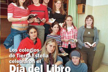CALLE MAYOR 237 – LOS COLEGIOS DE TIERRA ESTELLA CELEBRARON EL DÍA DEL LIBRO