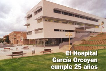 CALLE MAYOR 250 – EL HOSPITAL GARCÍA ORCOYEN CUMPLE 25 AÑOS