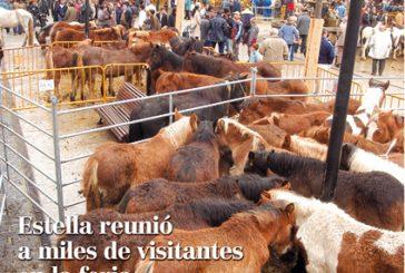 CALLE MAYOR 275 – ESTELLA REUNIÓ A MILES DE VISITANTES EN LA FERIA