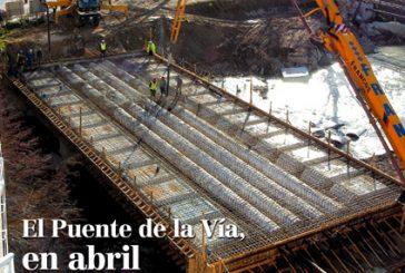 CALLE MAYOR 278 – EL PUENTE DE LA VÍA, EN ABRIL