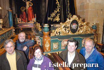 CALLE MAYOR 283 – ESTELLA PREPARA LA SEMANA SANTA