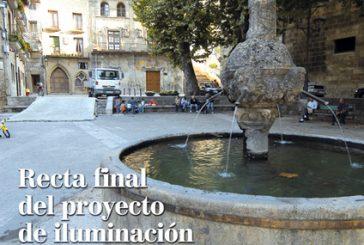 CALLE MAYOR 295 – RECTA FINAL DEL PROYECTO DE ILUMINACIÓN