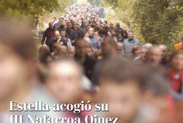 CALLE MAYOR 296 – ESTELLA ACOGIÓ SU III NAFARROA OINEZ