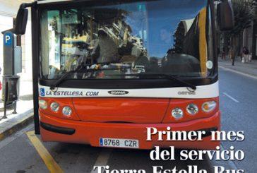 CALLE MAYOR 297 – PRIMER MES DEL SERVICIO TIERRA ESTELLA BUS