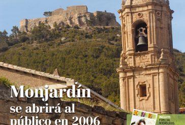 CALLE MAYOR 307 – MONJARDÍN SE ABRIRÁ AL PÚBLICO EN 2006