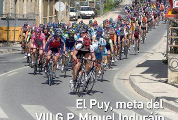 CALLE MAYOR 332 – EL PUY, META DEL VIII G.P. MIGUEL INDURÁIN