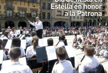 CALLE MAYOR 336 – DÍA DE FIESTA EN ESTELLA EN HONOR A LA PATRONA