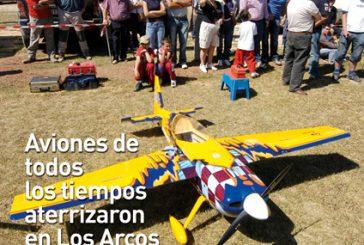 CALLE MAYOR 337 – AVIONES DE TODOS LOS TIEMPOS ATERRIZARON EN LOS ARCOS