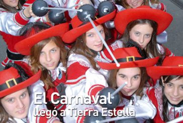 CALLE MAYOR 354 – EL CARNAVAL LLEGÓ A TIERRA ESTELLA