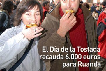 CALLE MAYOR 355 – EL DÍA DE LA TOSTADA RECAUDA 6.000 EUROS PARA RUANDA
