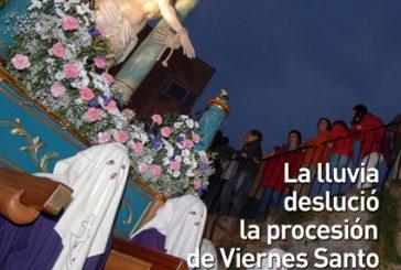 CALLE MAYOR 358 – LA LLUVIA DESLUCIÓ LA PROCESIÓN DE VIERNES SANTO