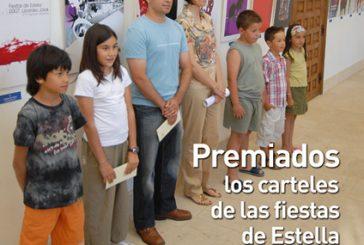 CALLE MAYOR 364 – PREMIADOS LOS CARTELES DE LAS FIESTAS DE ESTELLA
