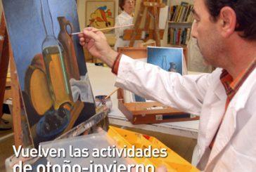 CALLE MAYOR 370 – VUELVEN LAS ACTIVIDADES DE OTOÑO-INVIERNO