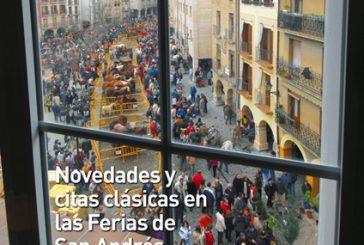 CALLE MAYOR 374 – NOVEDADES Y CITAS CLÁSICAS EN LAS FERIAS DE SAN ANDRÉS