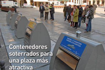 CALLE MAYOR 379 – CONTENEDORES SOTERRADOS PARA UNA PLAZA MÁS ATRACTIVA