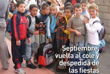 CALLE MAYOR 394 – SEPTIEMBRE, VUELTA AL COLE Y DESPEDIDA DE LAS FIESTAS