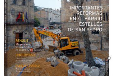 CALLE MAYOR 402 – IMPORTANTES REFORMAS EN EL BARRIO ESTELLÉS DE SAN PEDRO