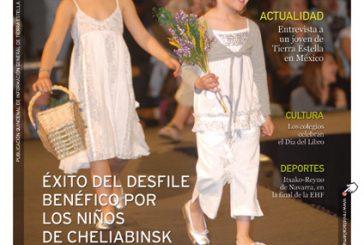 CALLE MAYOR 409 – ÉXITO DEL DESFILE BENÉFICO POR LOS NIÑOS DE CHELIABINSK