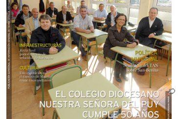 CALLE MAYOR 422 – EL COLEGIO DIOCESANO NUESTRA SEÑORA DEL PUY CUMPLE 50 AÑOS