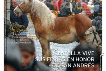 CALLE MAYOR 424 – ESTELLA VIVE SUS FERIAS EN HONOR DE SAN ANDRÉS