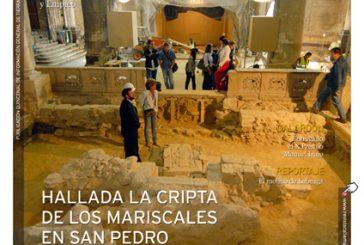 CALLE MAYOR 437 – HALLADA LA CRIPTA DE LOS MARISCALES EN SAN PEDRO