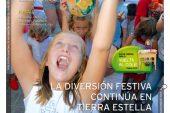 CALLE MAYOR 443 – LA DIVERSIÓN FESTIVA CONTINUA EN TIERRA ESTELLA