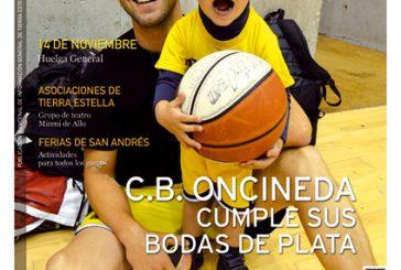 CALLE MAYOR 498 – C.B. ONCINEDA CUMPLE SUS BODAS DE PLATA