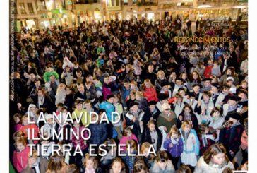 CALLE MAYOR 501 – LA NAVIDAD ILUMINÓ TIERRA ESTELLA