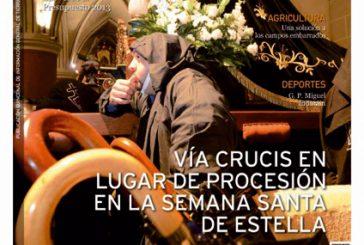 CALLE MAYOR 507 – VÍA CRUCIS EN LUGAR DE PROCESIÓN EN LA SEMANA SANTA DE ESTELLA