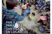 CALLE MAYOR 527 – PAN Y VINO PARA CELEBRAR SAN VICENTE EN LOS ARCOS