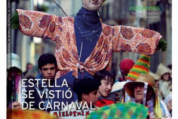 CALLE MAYOR 530 – ESTELLA SE VISTIÓ DE CARNAVAL