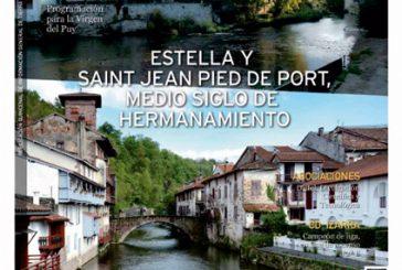 CALLE MAYOR 535 – ESTELLA Y SAINT JEAN PIED DE PORT, MEDIO SIGLO DE HERMANAMIENTO