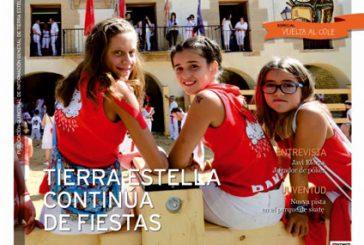 CALLE MAYOR 543 – TIERRA ESTELLA CONTINÚA DE FIESTAS