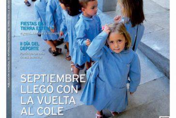 CALLE MAYOR 544 – SEPTIEMBRE LLEGÓ CON LA VUELTA AL COLE
