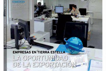 CALLE MAYOR 546 – EMPRESAS EN TIERRA ESTELLA, LA OPORTUNIDAD DE LA EXPORTACIÓN