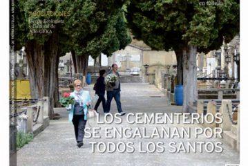 CALLE MAYOR 547 – LOS CEMENTERIOS SE ENGALAN POR TODOS LOS SANTOS