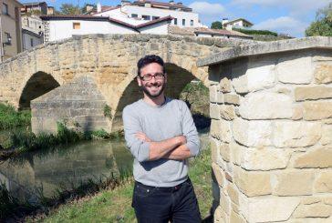 """Asier Urra – Villatuerta –  """"Pedimos al Gobierno de Navarra y a la CHE ayuda para restablecer los caminos y regatas tras la riada"""""""