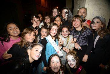 Carrera solidaria,  casa del terror y  música en Halloween