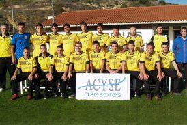 160 jugadores integran las filas el C.D. Arenas en la actual temporada