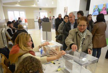 UPN-PP, la fuerza más votada en Estella, seguida de Podemos