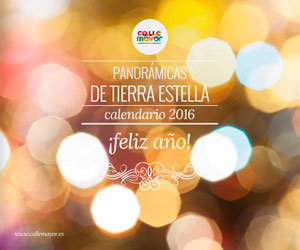 Panorámicas de Tierra Estella. Calendario 2016