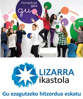 Banner Matriculaciones LizarraIkastola
