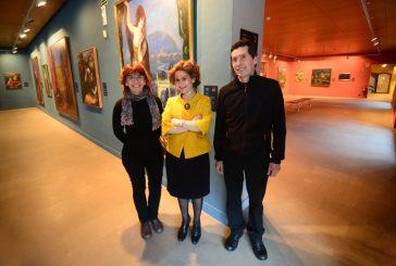 Museo Gustavo de Maeztu, un templo de arte con 25 años de vida