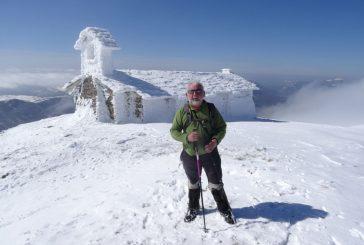 """PRIMER PLANO – Andoni Barbarin – Montañero – """"El monte es  una terapia  extraordinaria"""""""