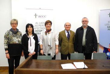 La Asociación Española Contra el Cáncer forma junta en Estella